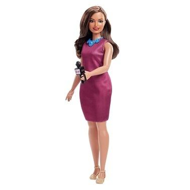 Barbie Barbie 60 Yıl Kariyer Bebekleri Renkli